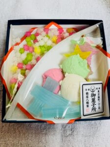 茶道 七夕 お菓子