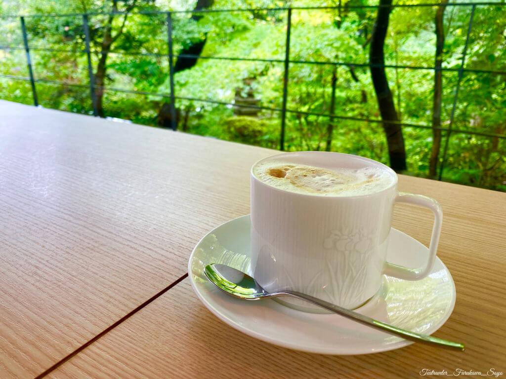 根津美術館 カフェ
