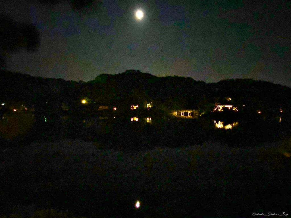 横浜 三渓園 観月会