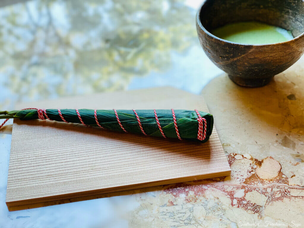 錦粽 とらや 端午の節句