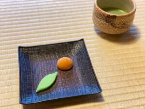 茶道 お菓子 干菓子